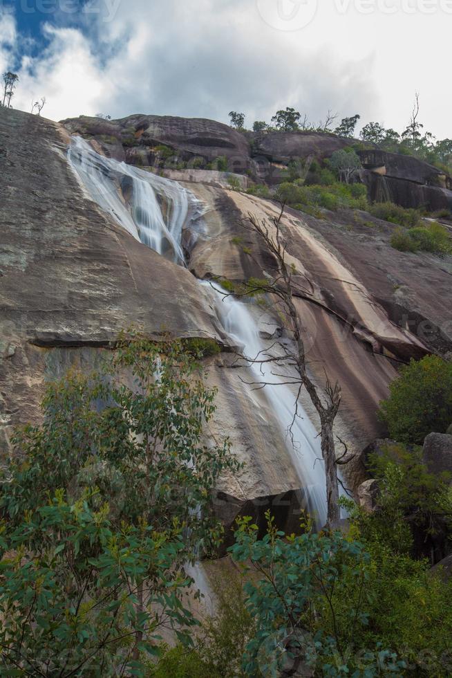 Eurobin Falls, Mount Buffalo, Australien foto