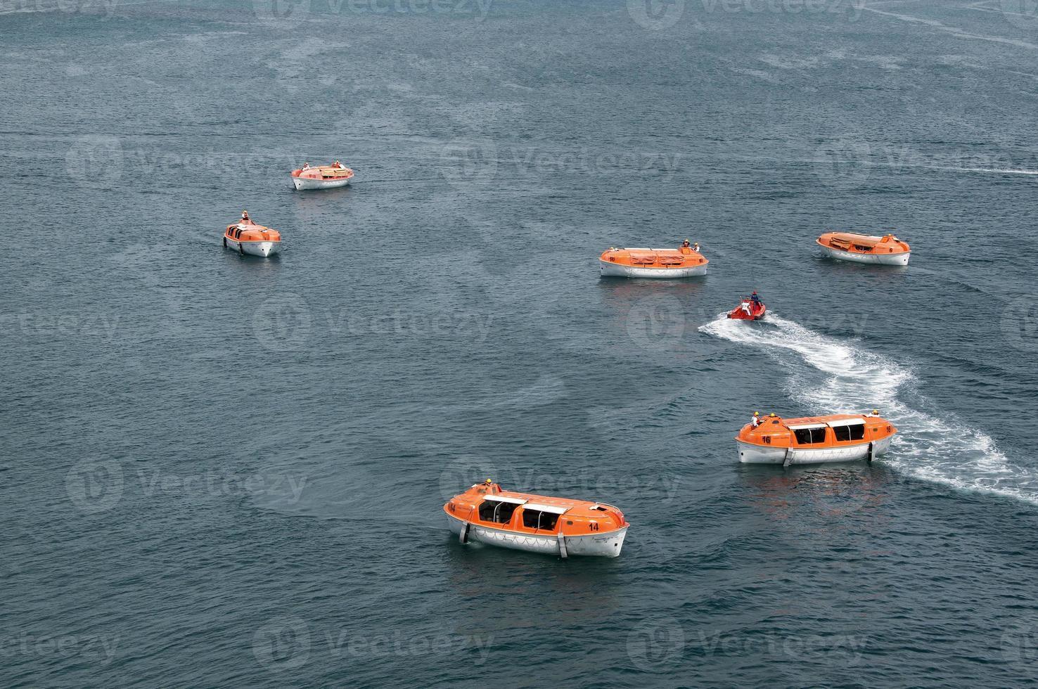 livbåtar foto