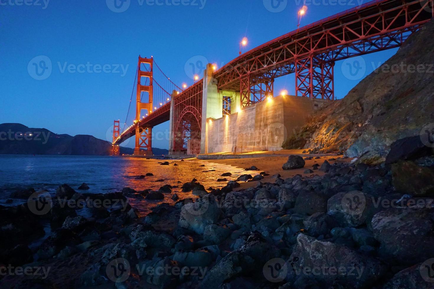 den gyllene porten foto