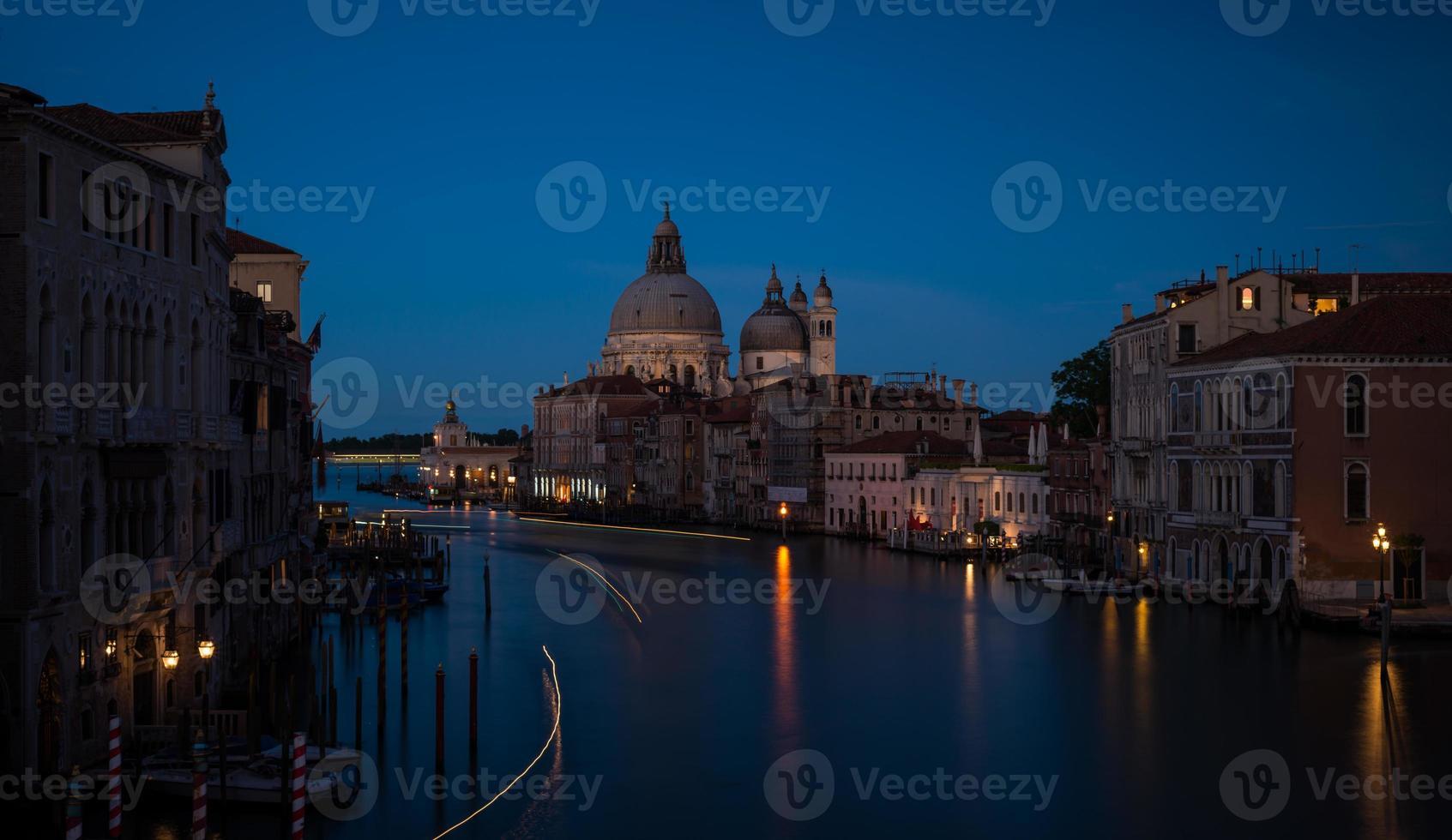 Venedig nattskytte foto