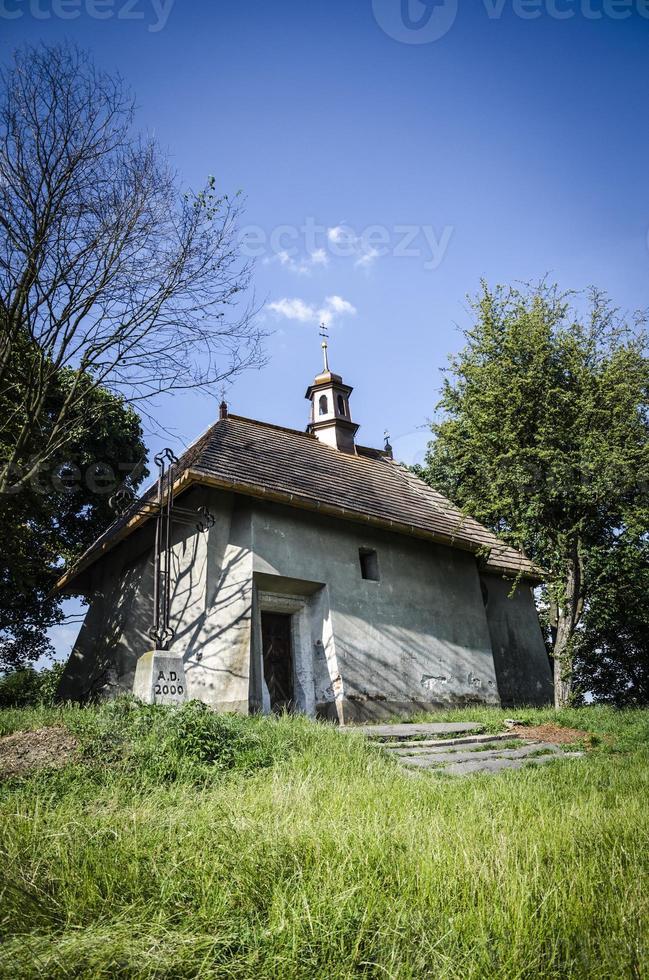 St. Benedictus kyrka foto