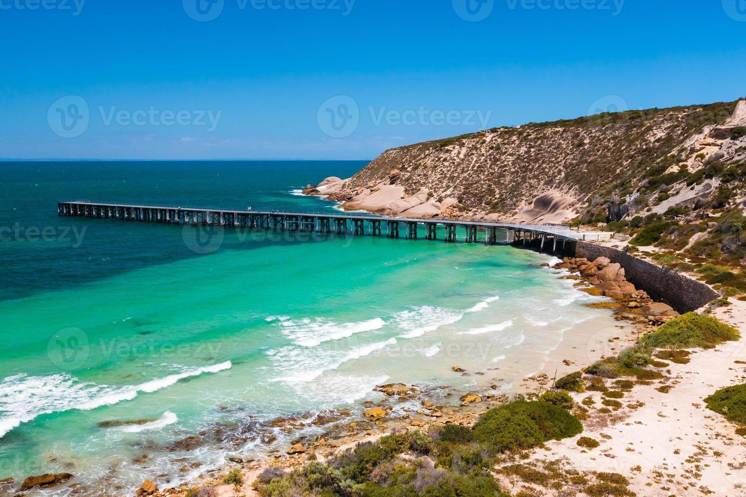 stenhouse bay australien foto