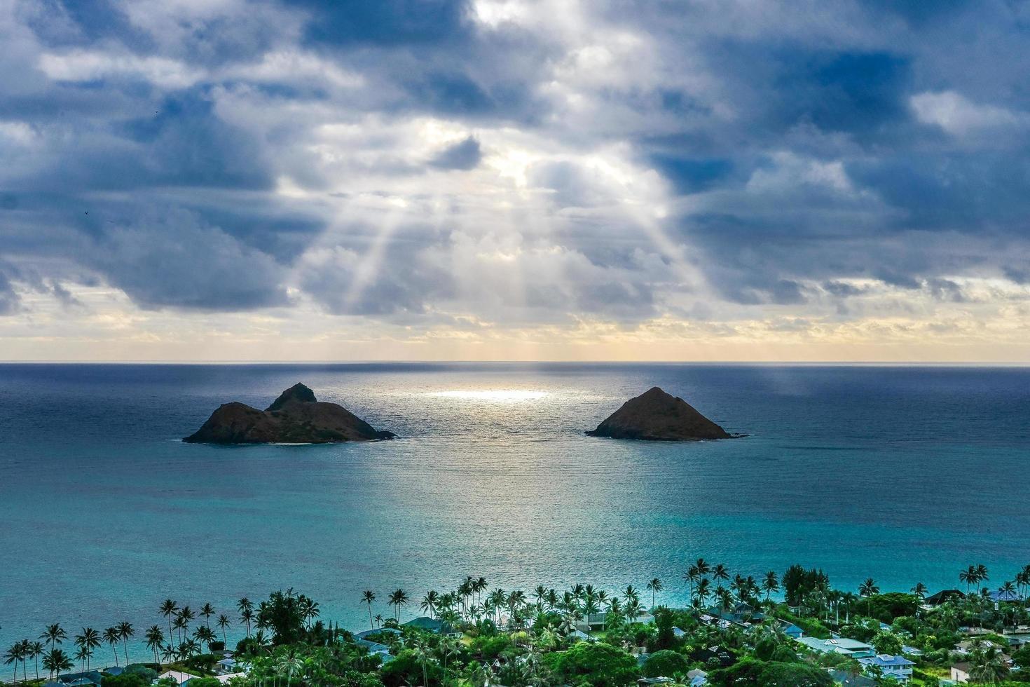 öar och stränder foto