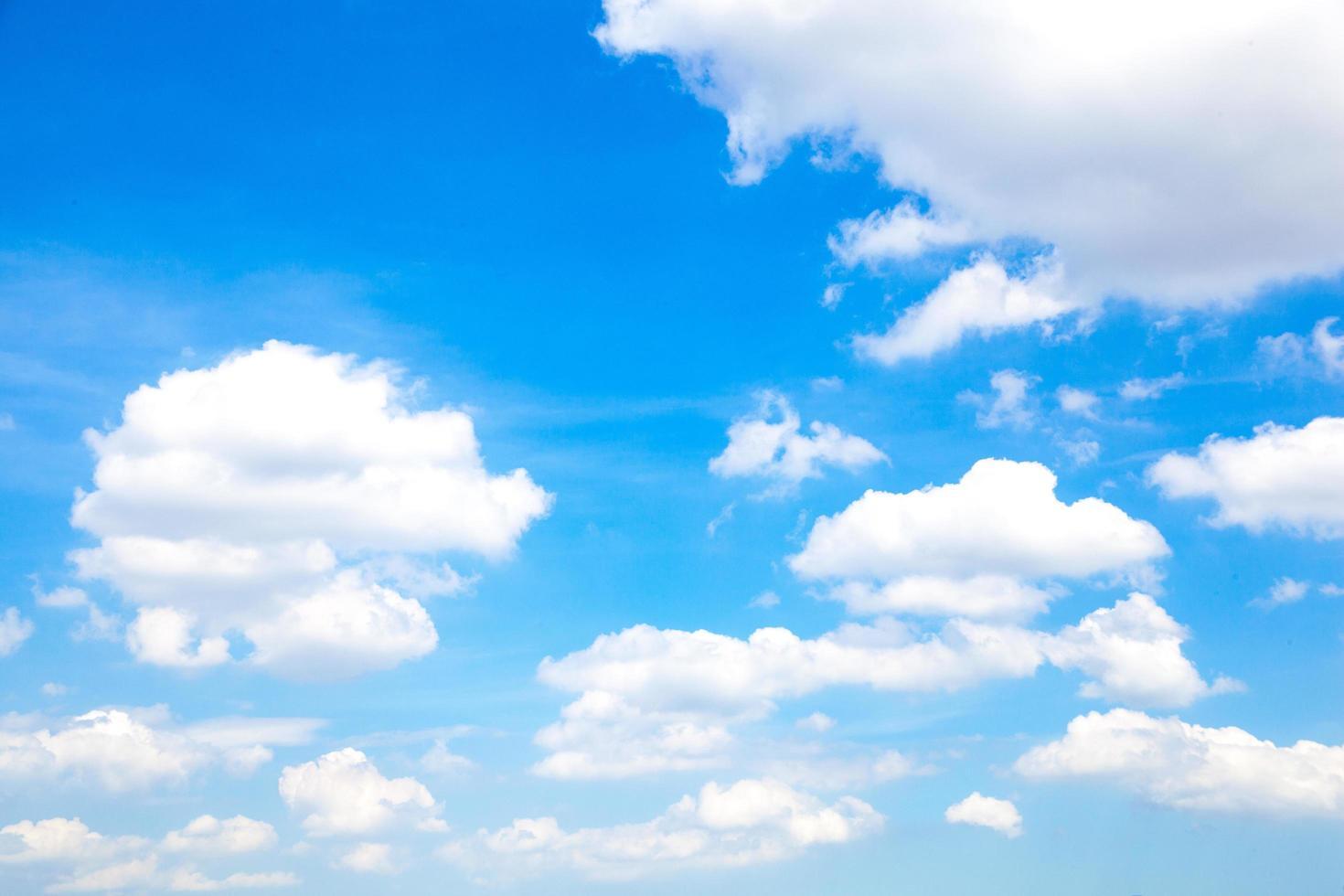 moln och himmel foto