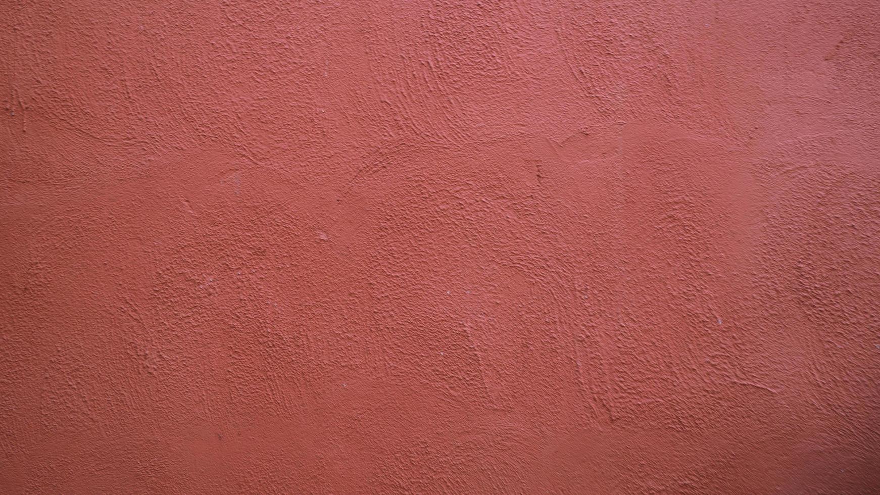 abstrakt bakgrund från röd stuckatur foto
