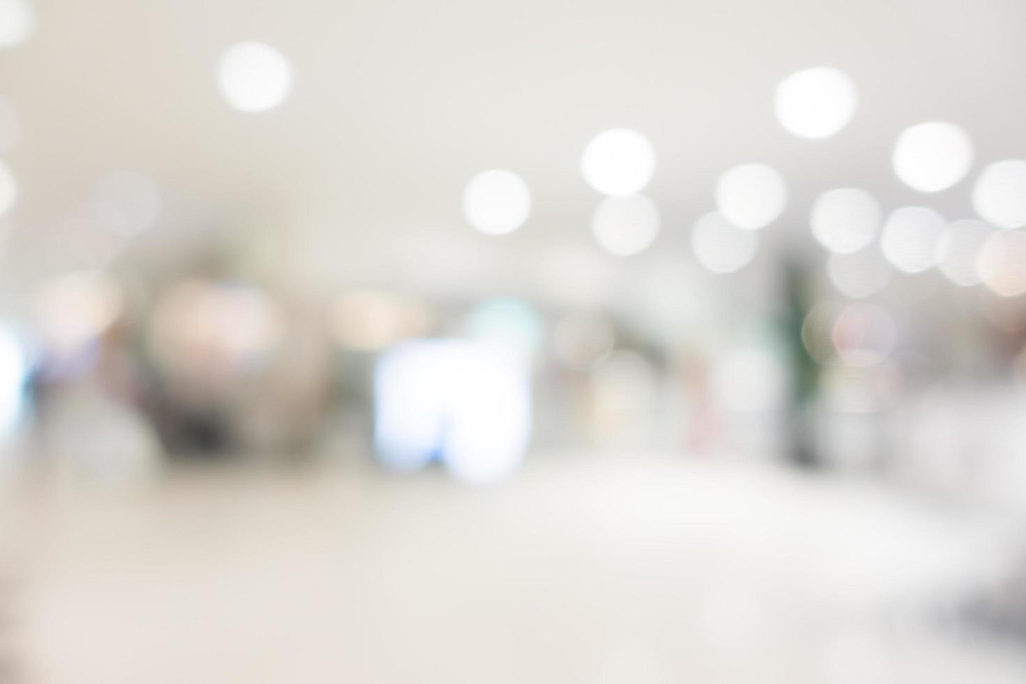 oskärpa sjukhus och klinik interiör foto