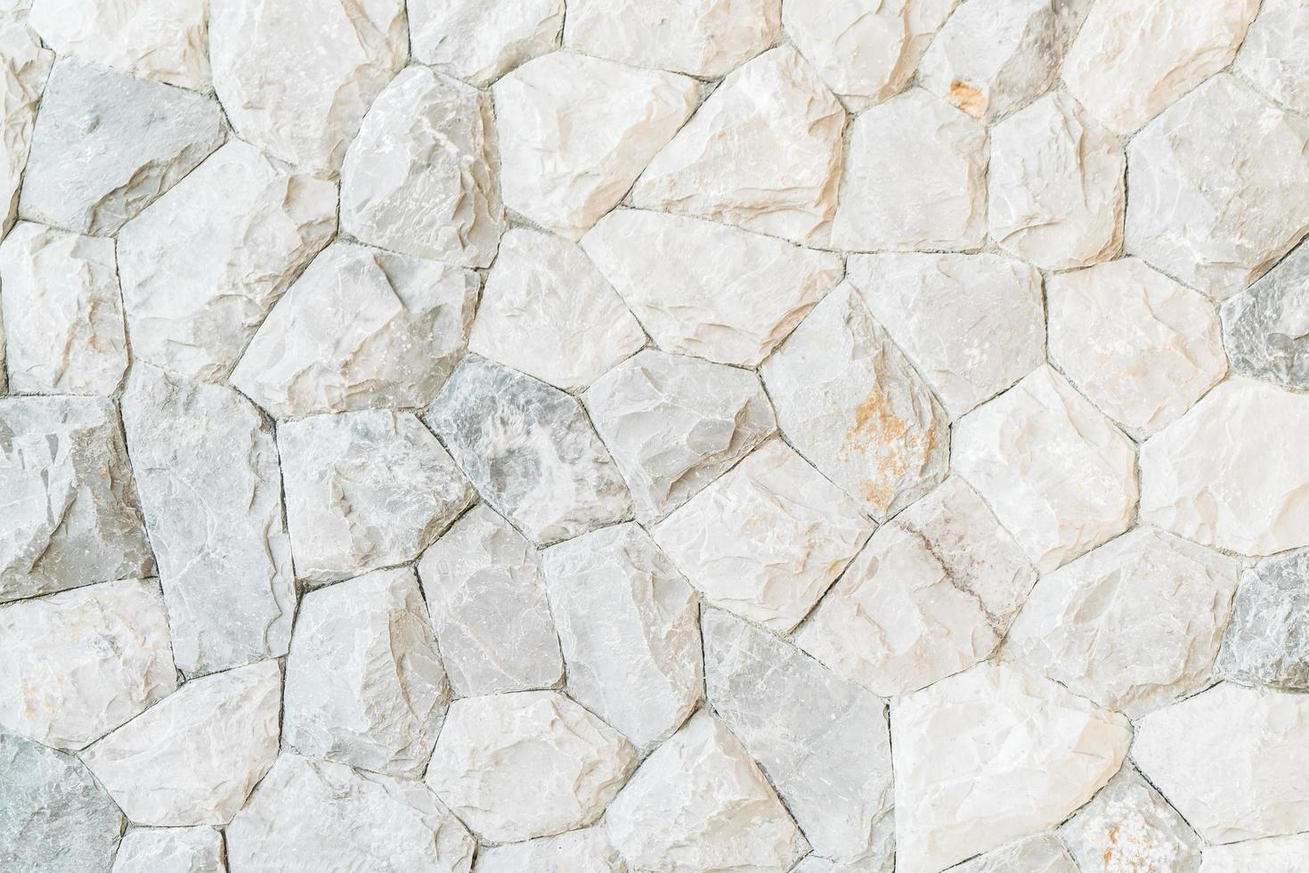 vita stenstrukturer foto
