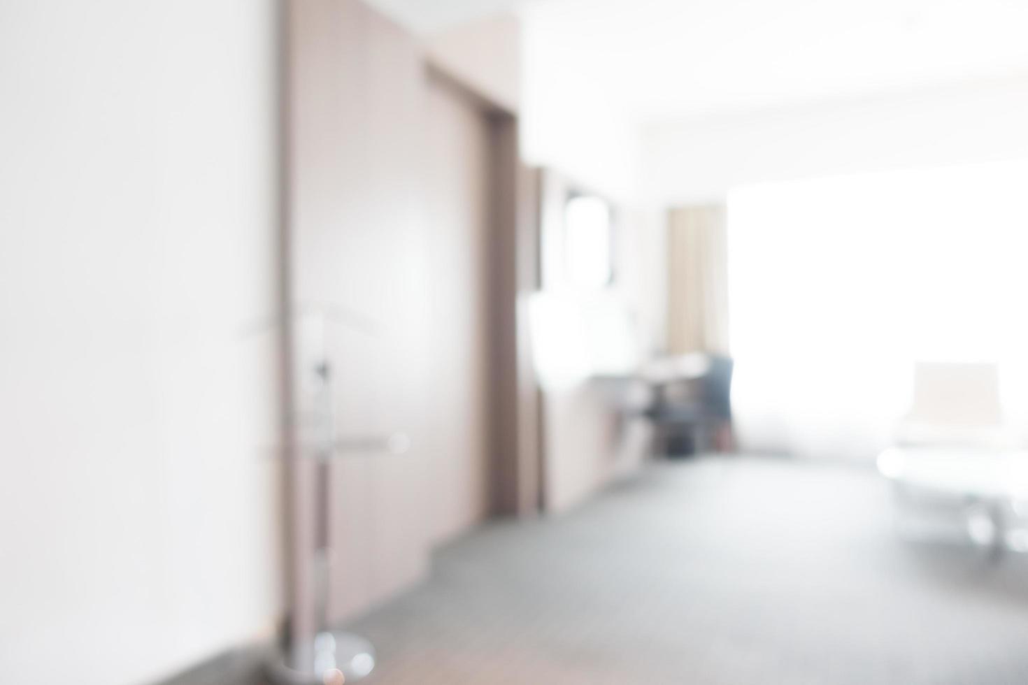 abstrakt oskärpa rum interiör bakgrund foto