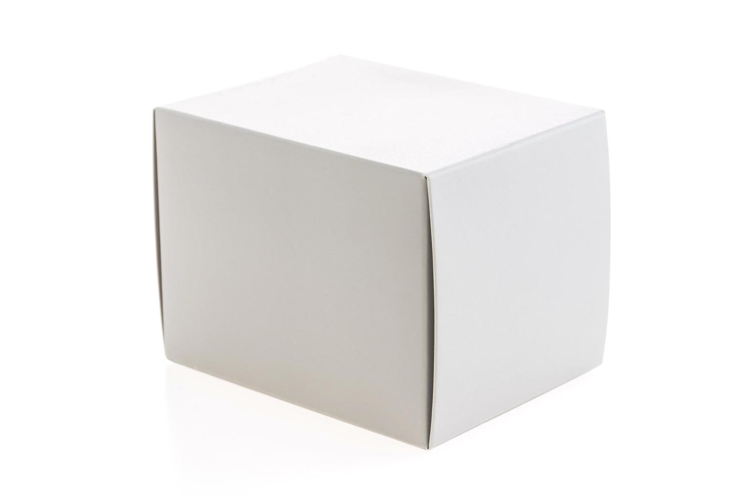 håna papper låda foto