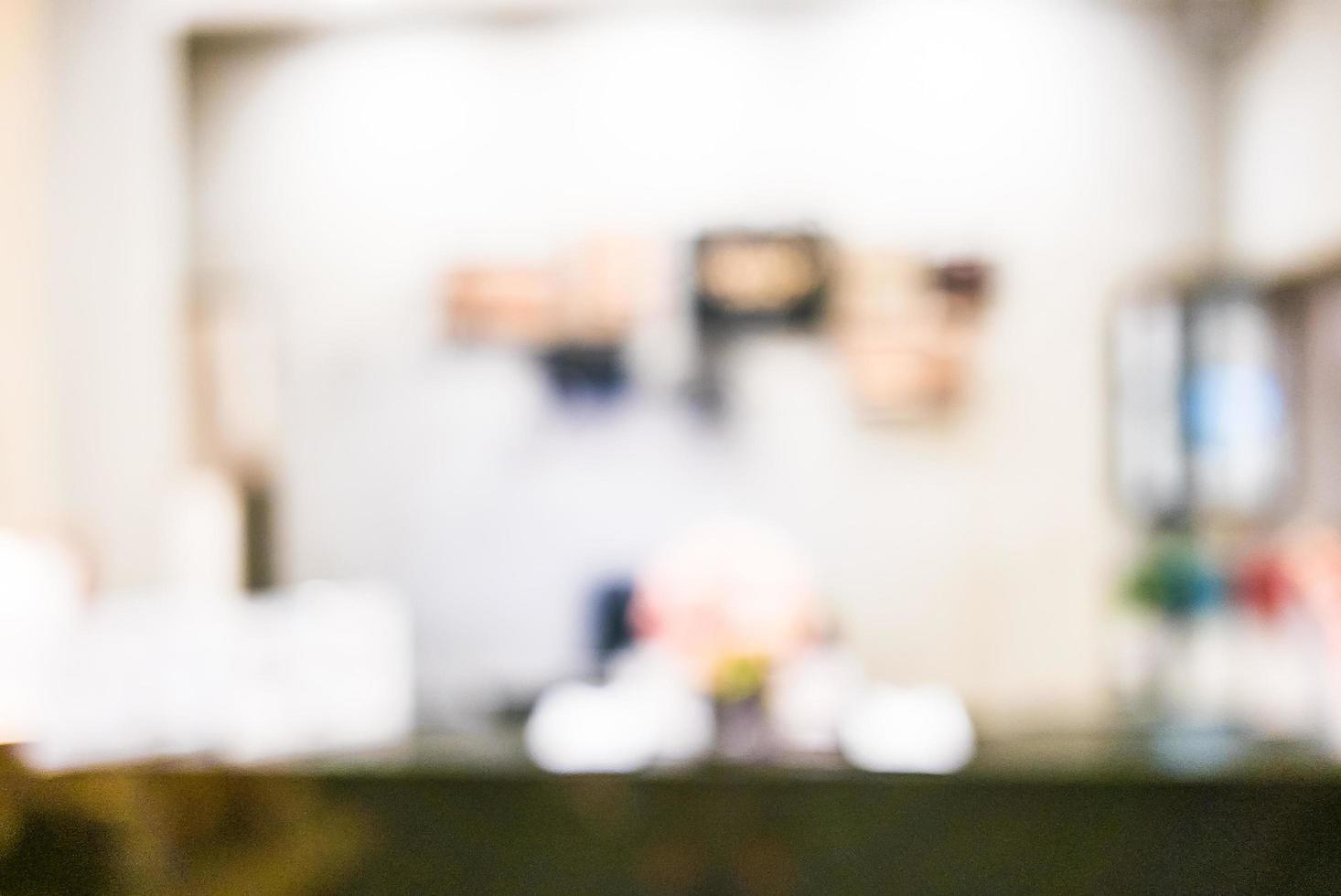 abstrakt oskärpa bakgrund foto