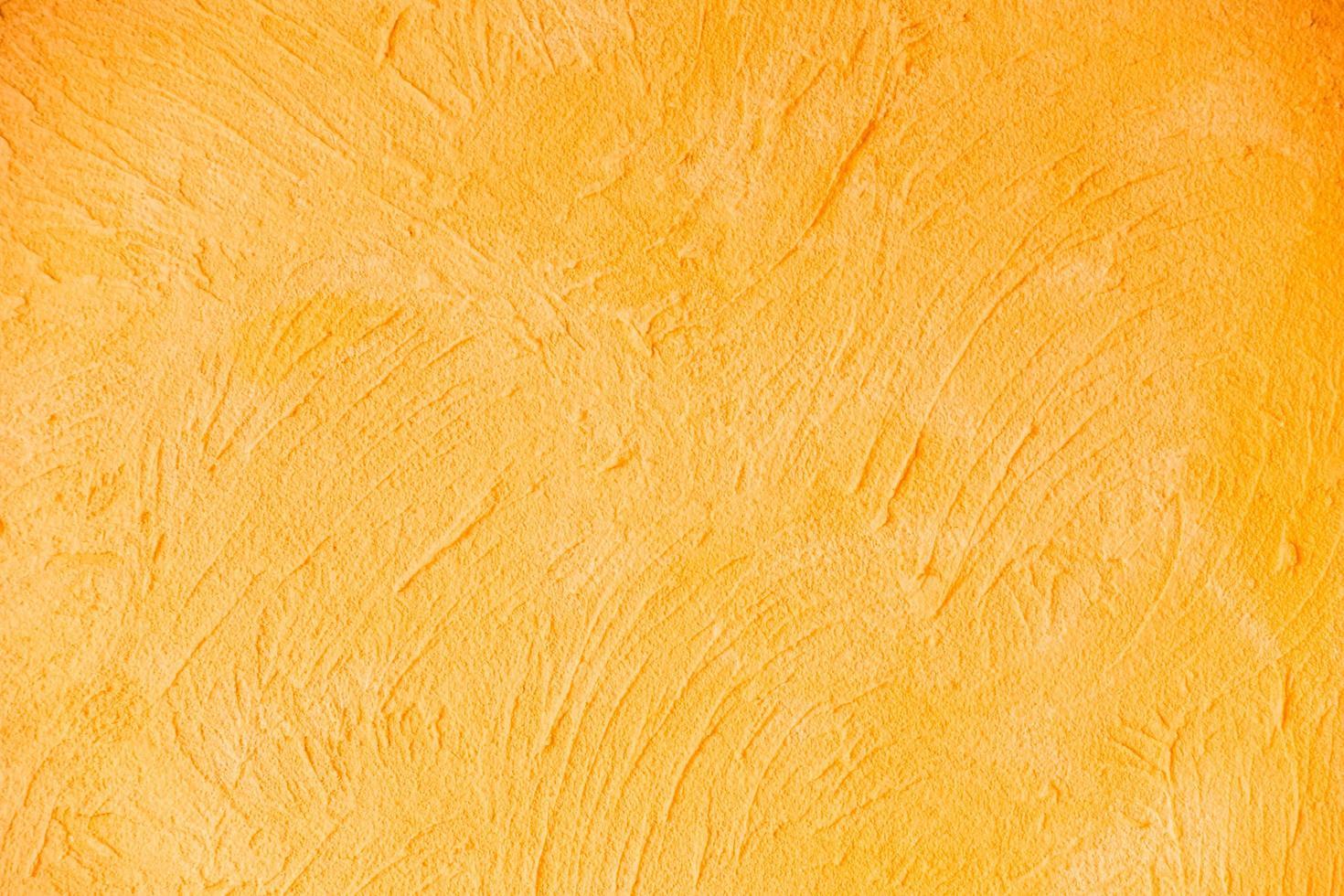 orange betongvägg foto