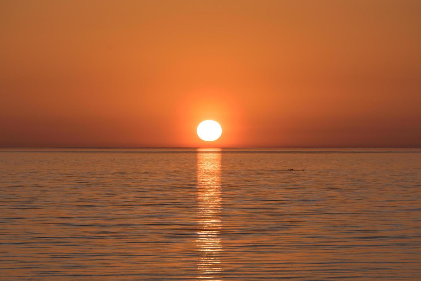 havslandskapets naturliga bakgrund foto