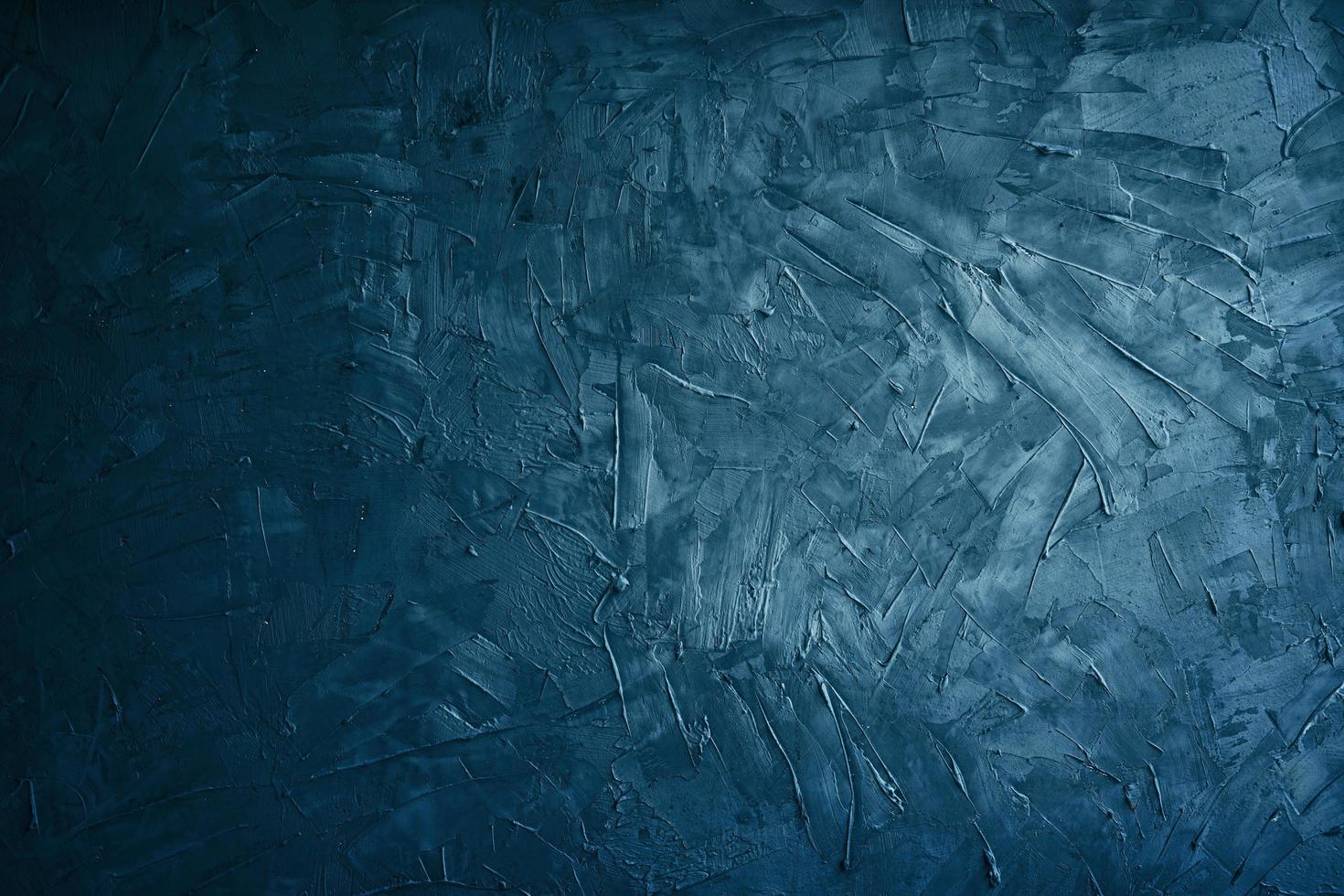 mörkblå grunge- och texturcement eller konkret bakgrund foto