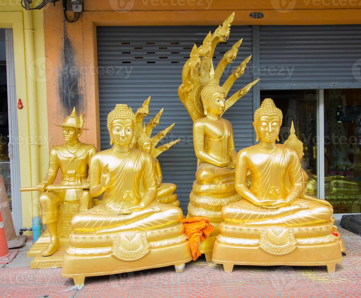 buddhas till salu foto