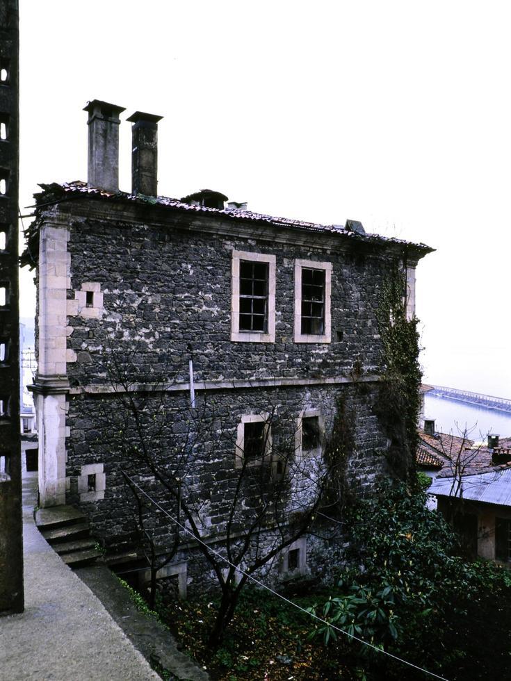 utsikt över östra Turkiet, sjöar, berg, floder. foto