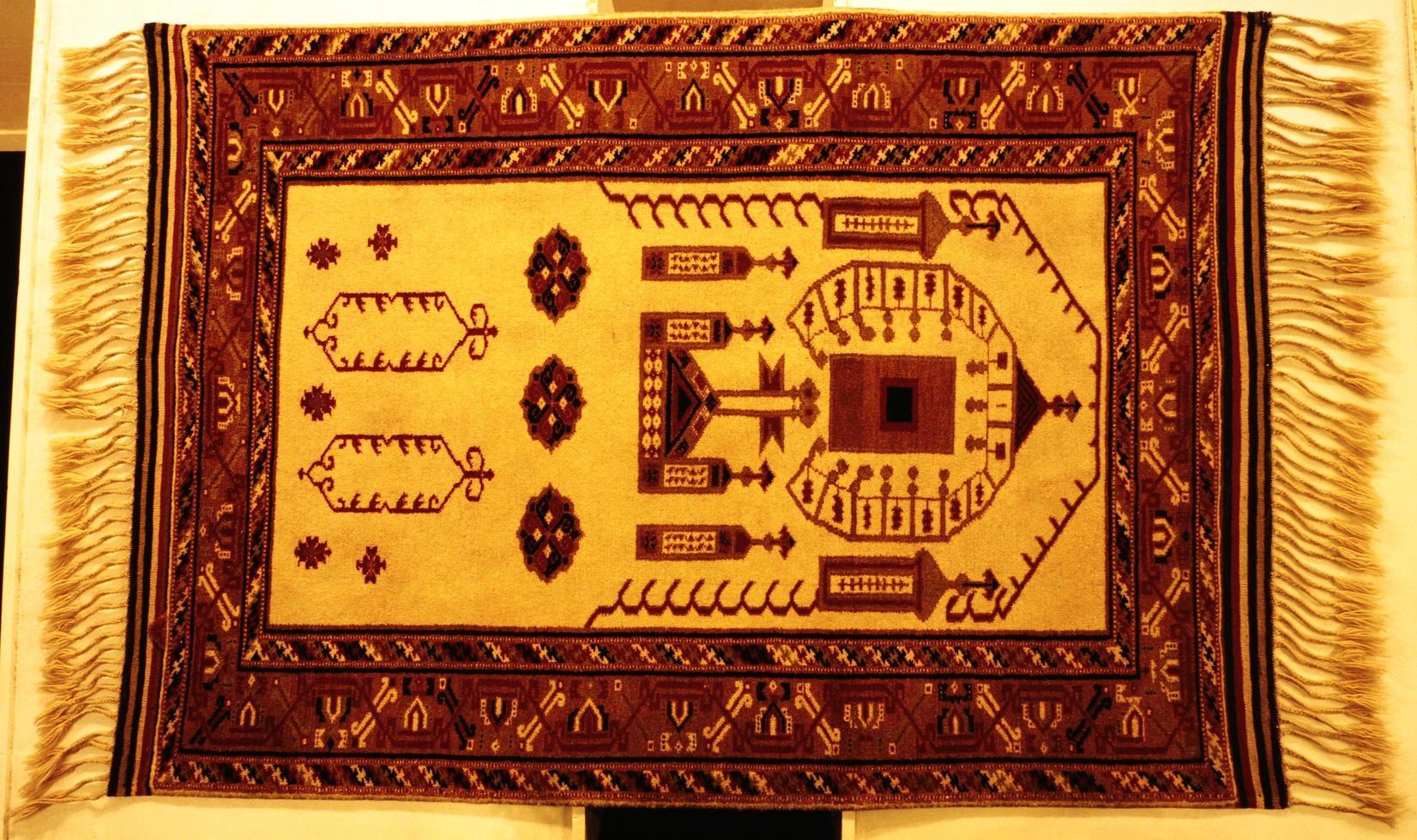 mönster specifika för anatoliska kulturer foto