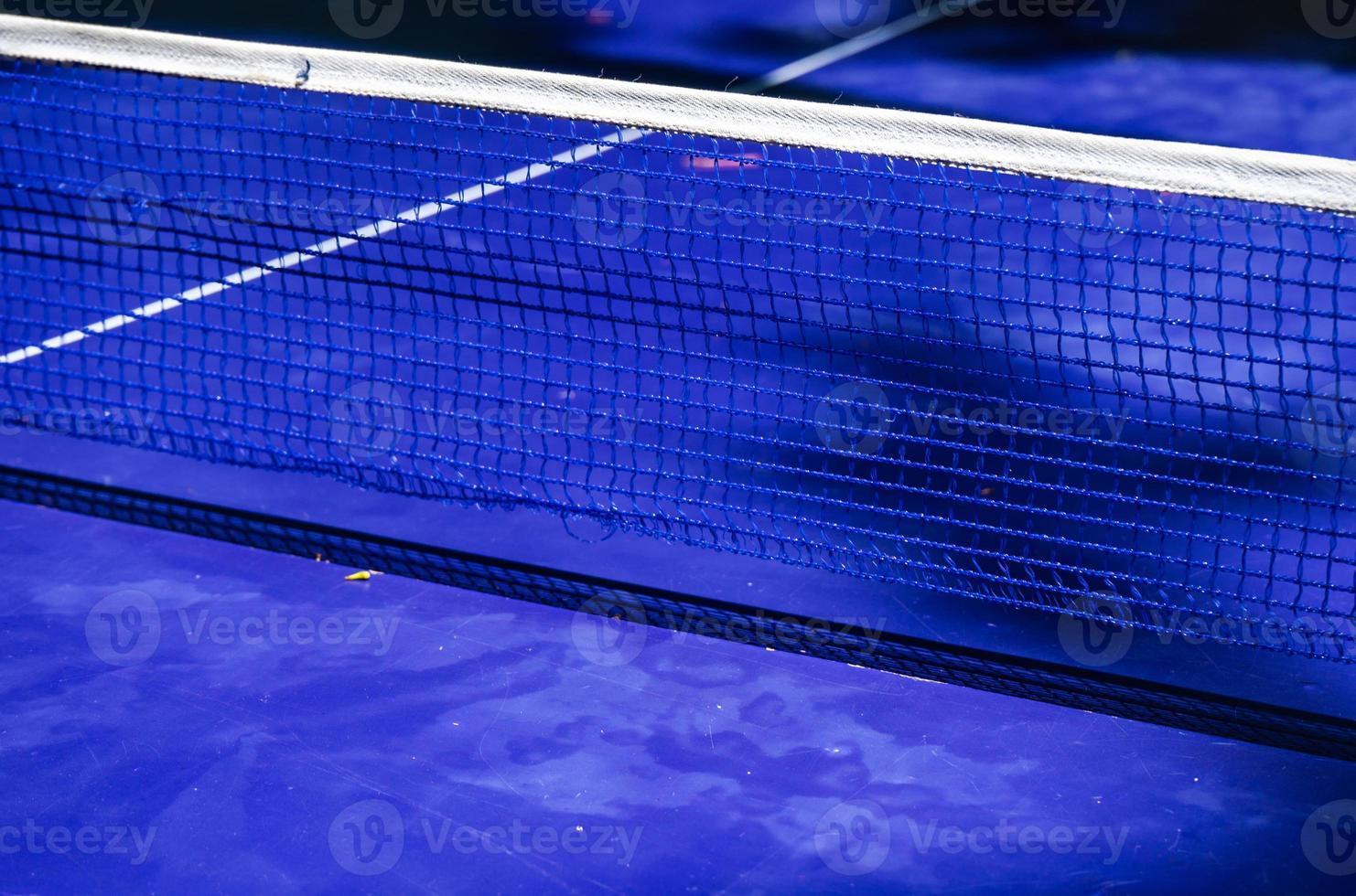 racket sport område foto