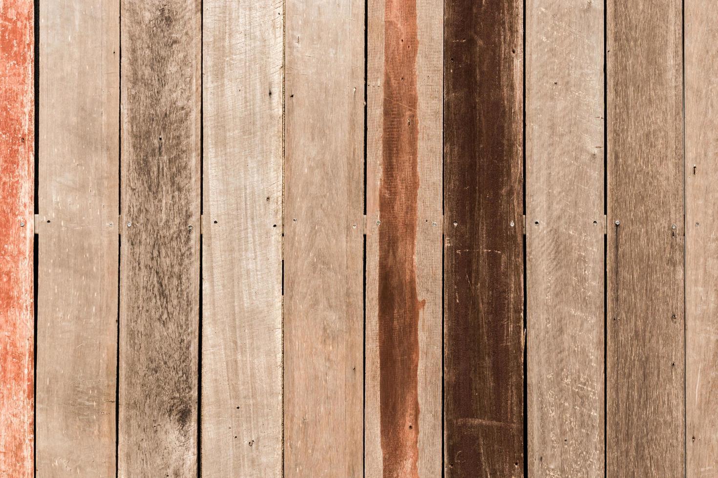 trästruktur. bakgrund gammal panel foto