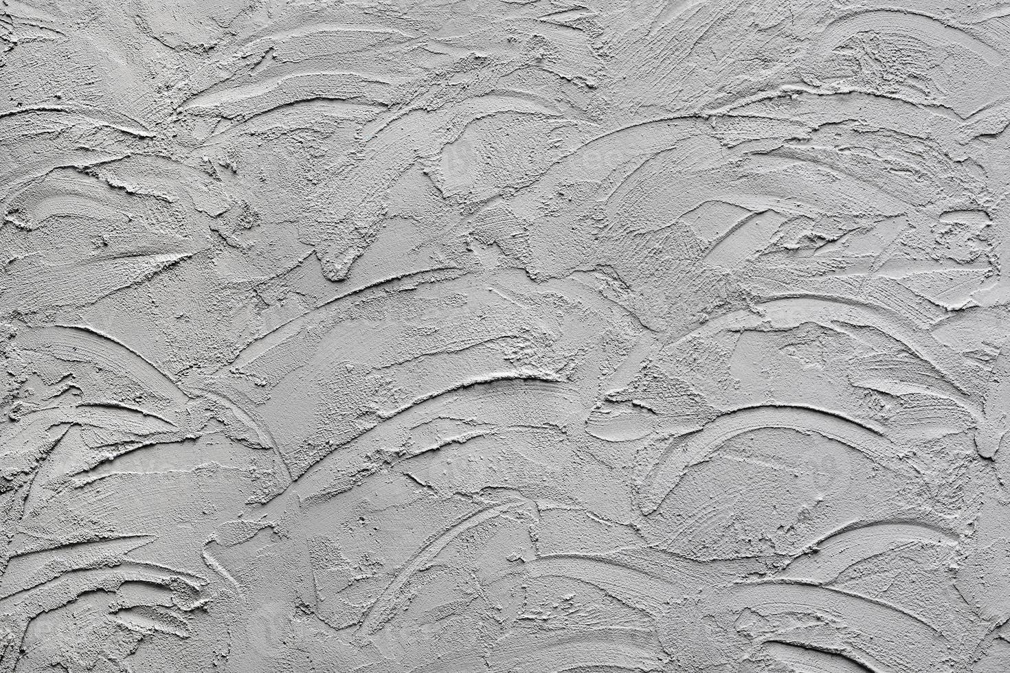 mönster och textur av en cementvägg för bakgrund. foto