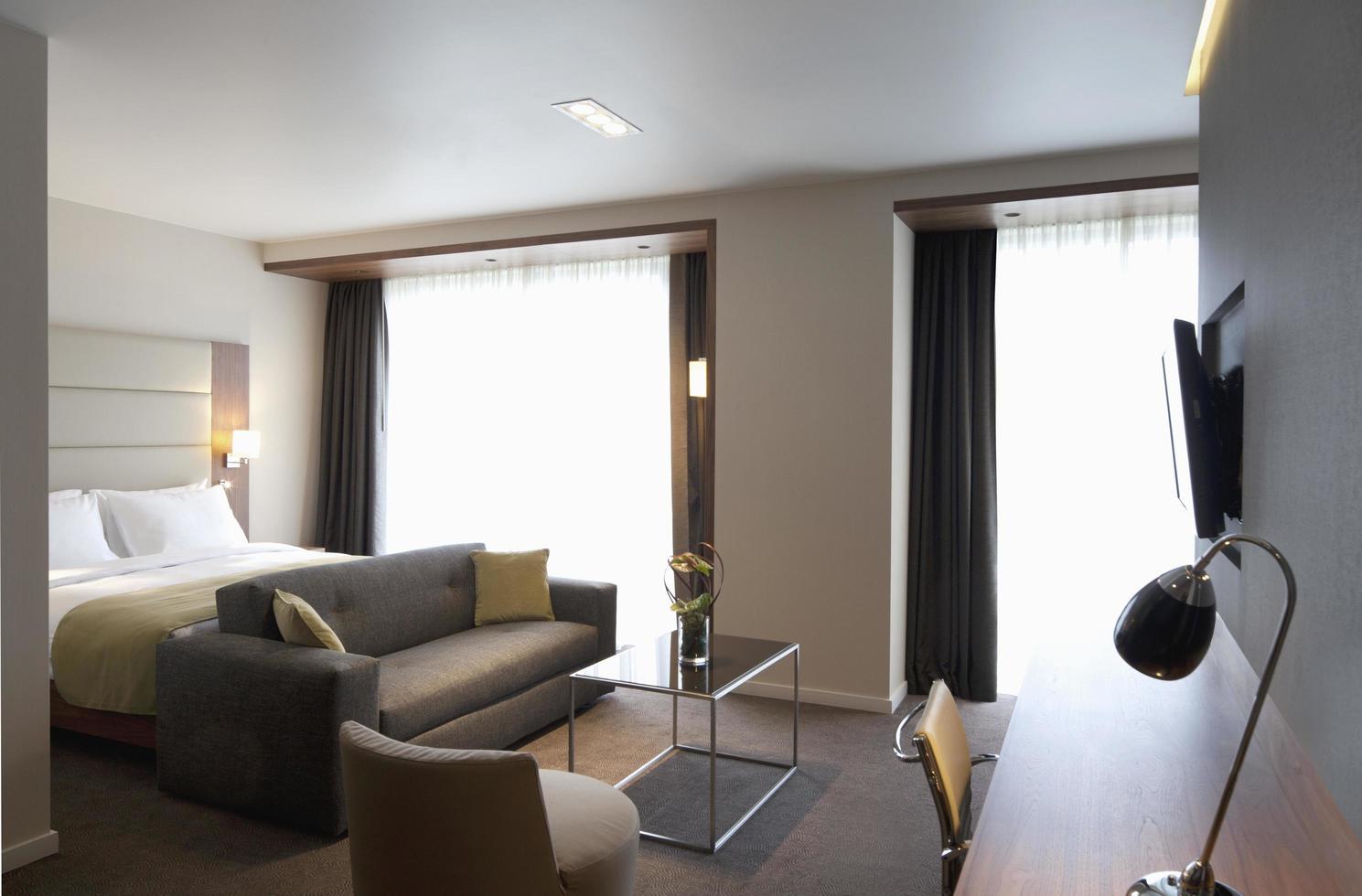 modern hotellinredning foto