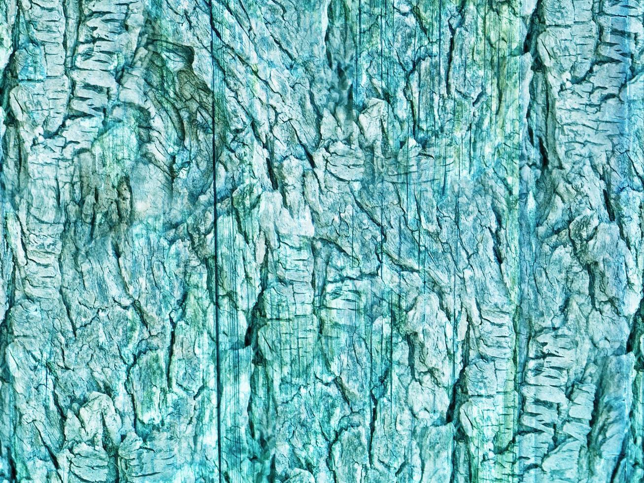 blågrön trästruktur foto
