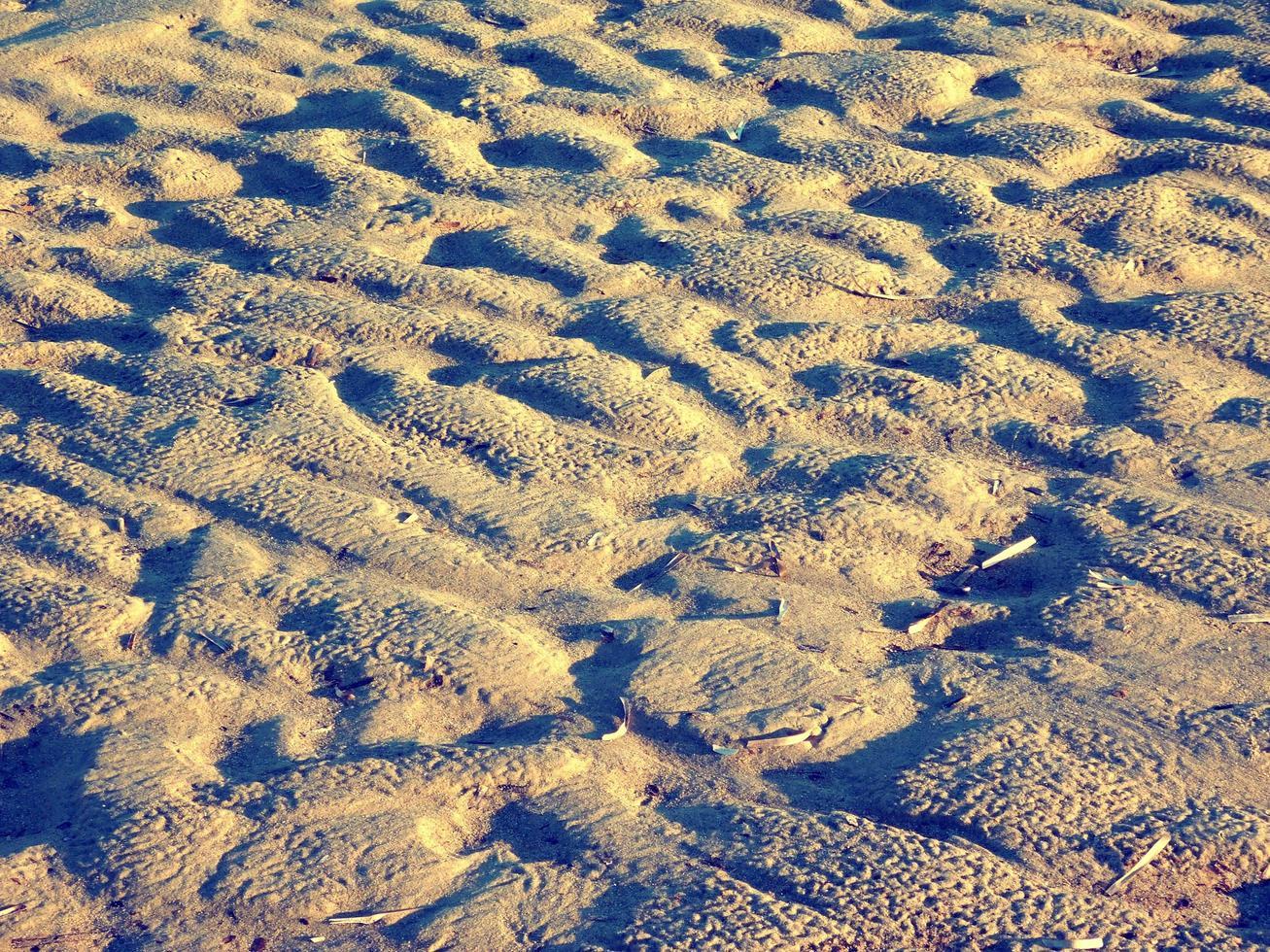 utomhus sand konsistens foto