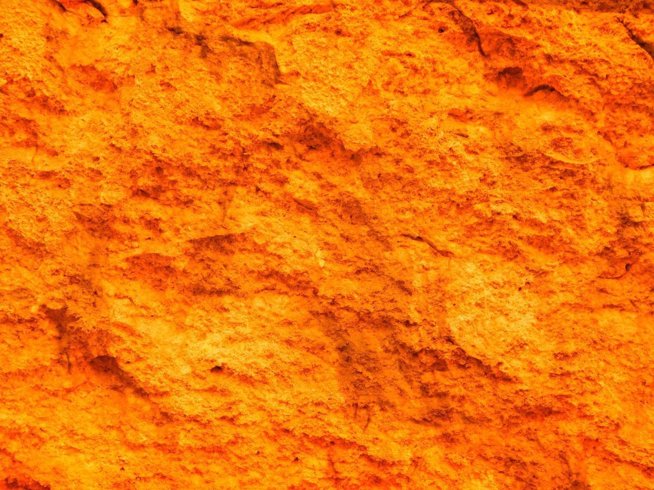 orange sten konsistens foto