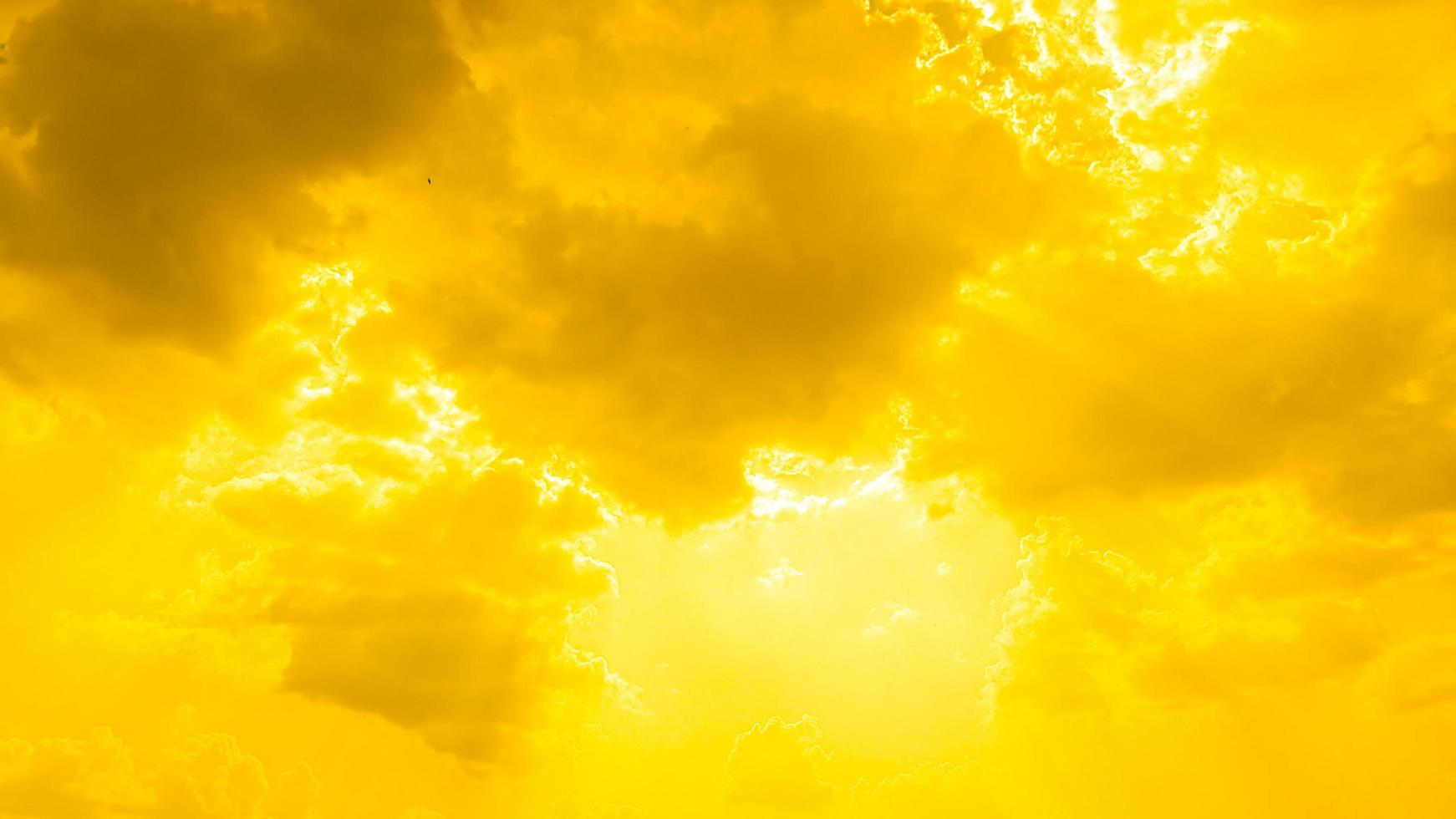 abstrakt bakgrund av gult grumligt foto