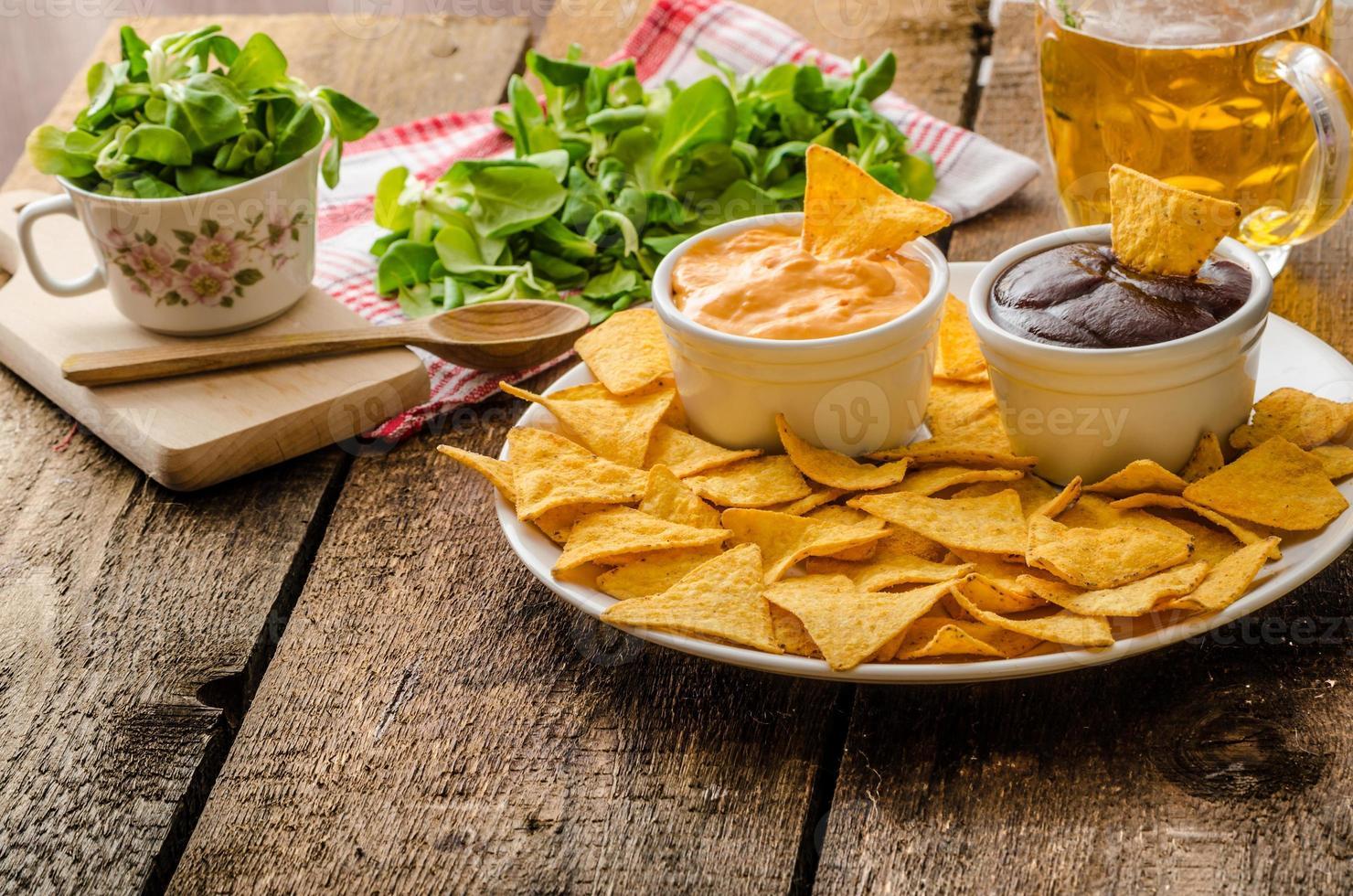 tortillachips foto