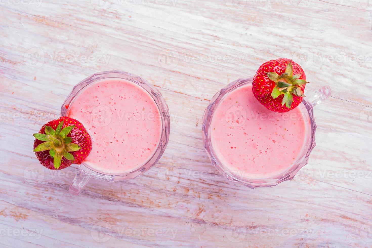 jordgubbar cocktail foto