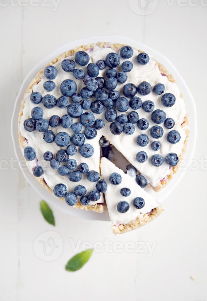 glasstårta foto