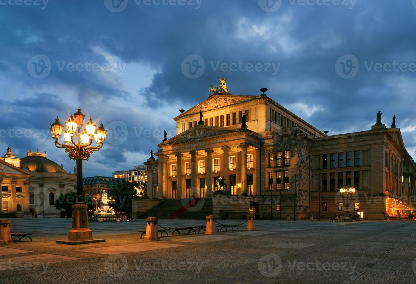 berlin, gendarmenmarkt foto