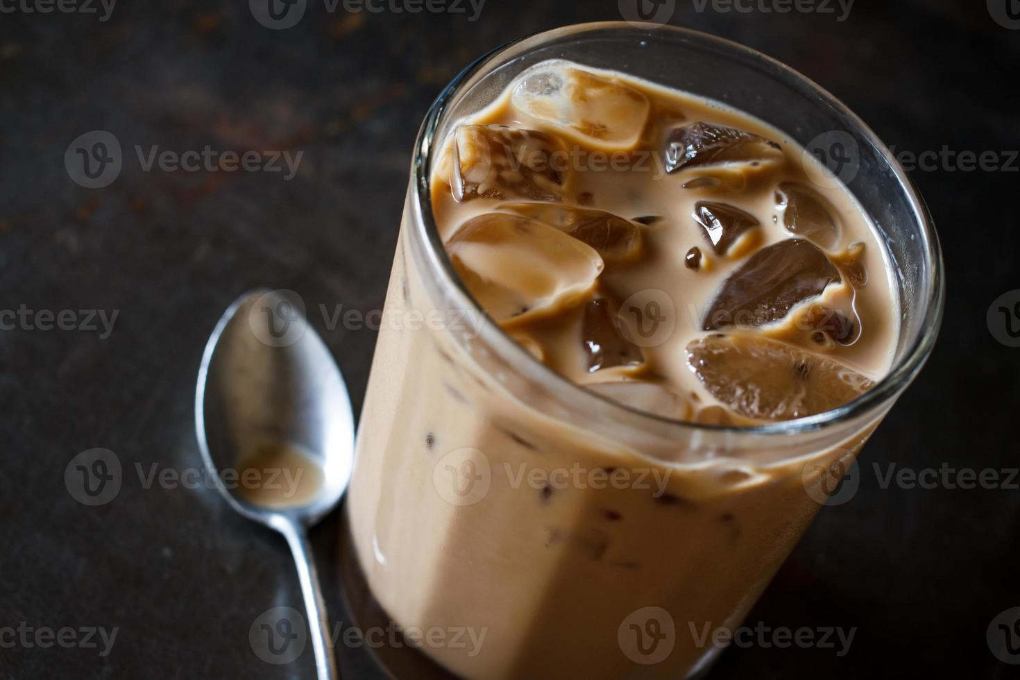 kallt kaffe foto
