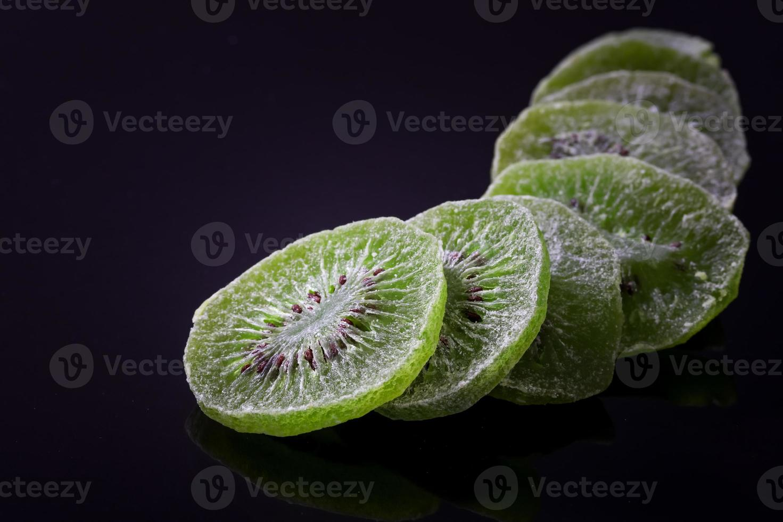 torkade frukter foto