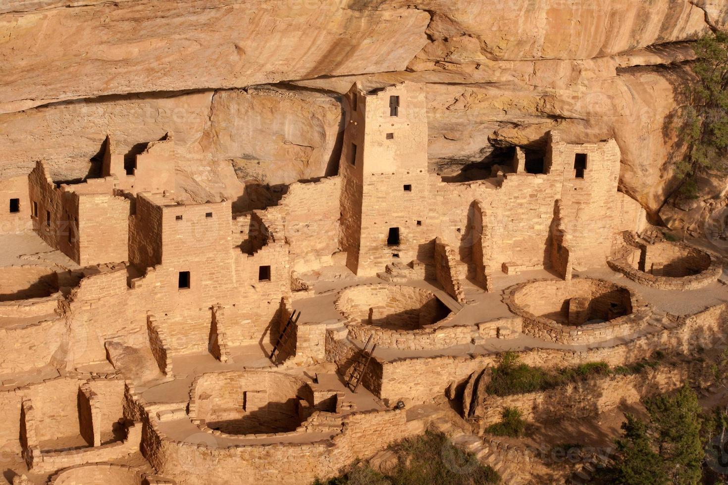 klippapalatset, Mesa verde nationalpark foto