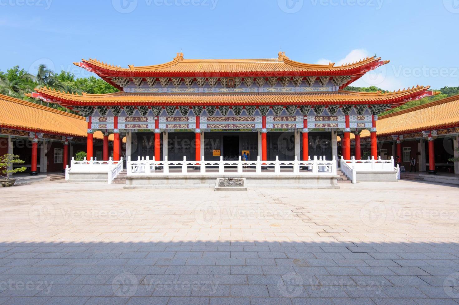 confucius tempel foto