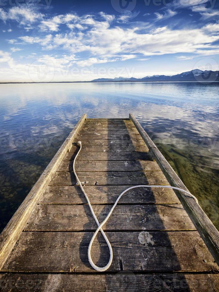 chiemsee sjön foto