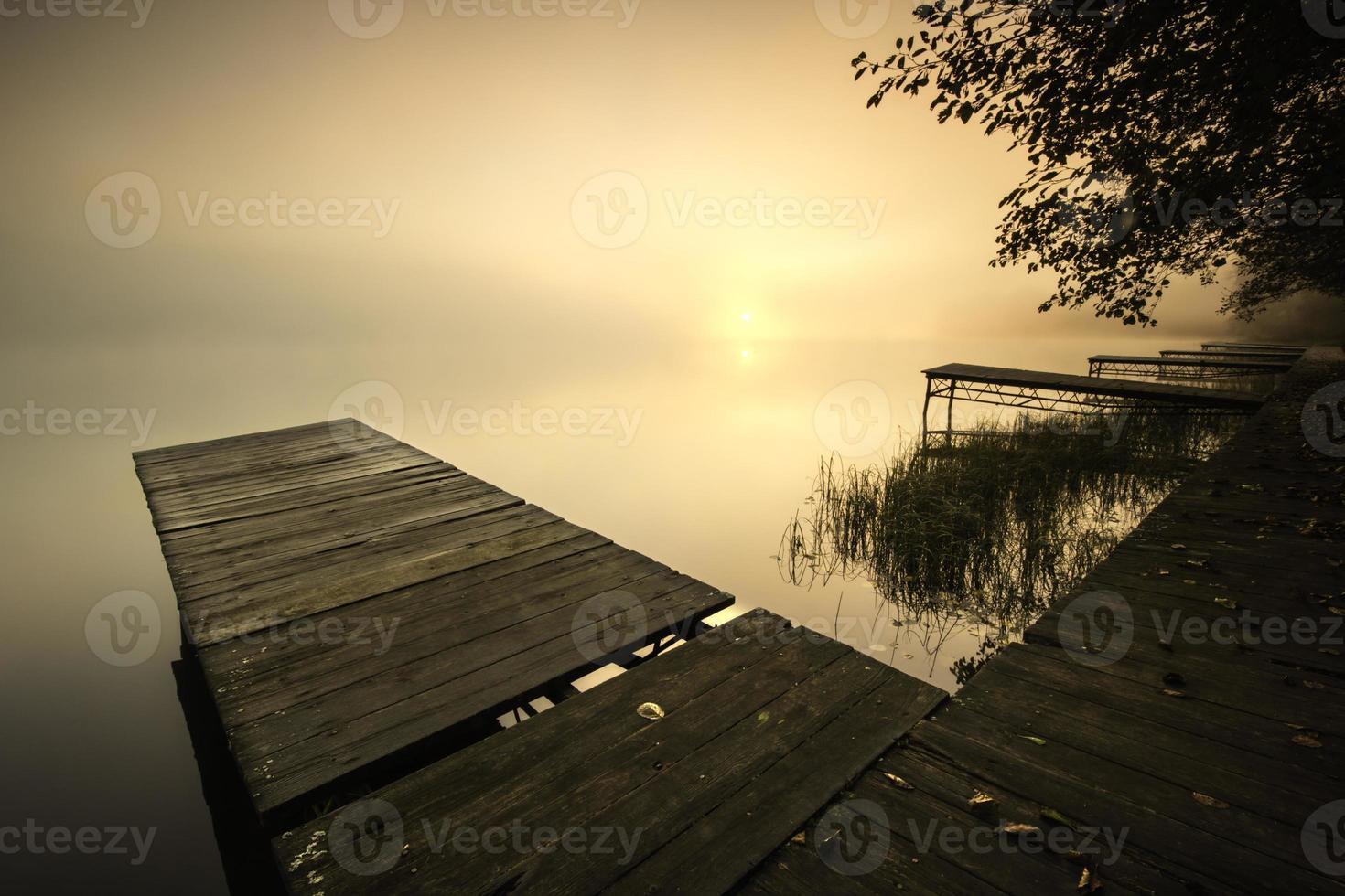 morgonsjön. foto