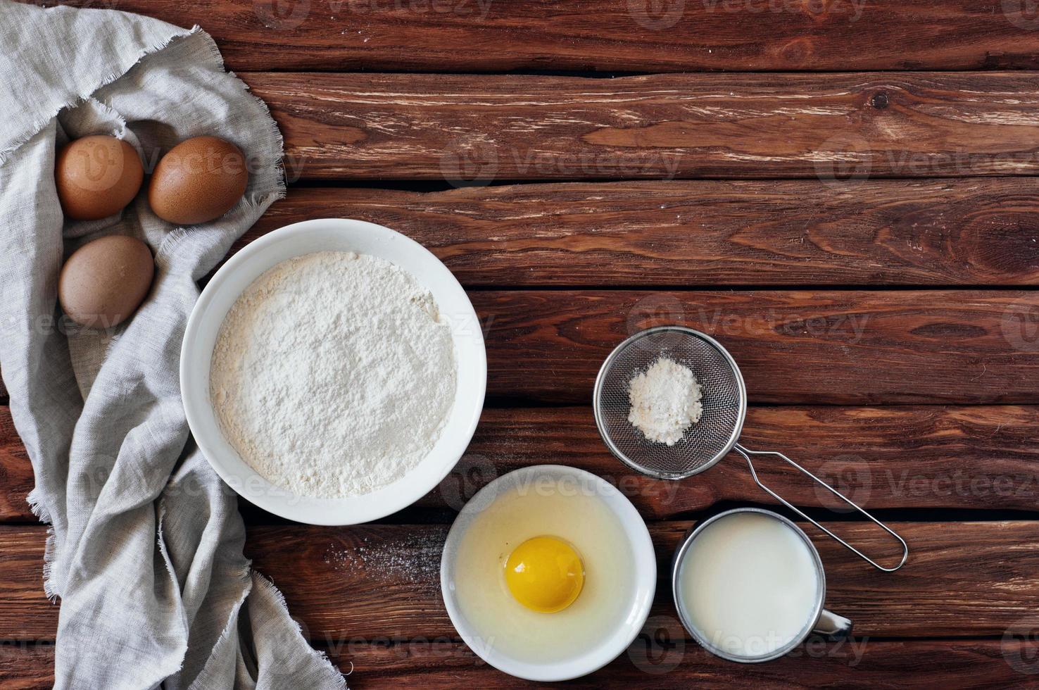 baka ingredienser foto