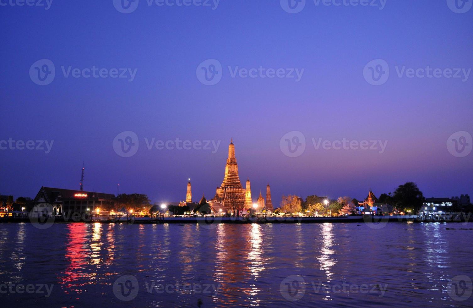 wat arun, bangkok, Thailand foto