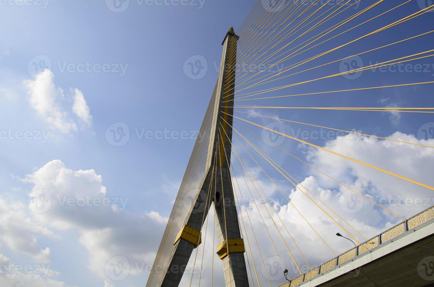 bro i Thailand foto