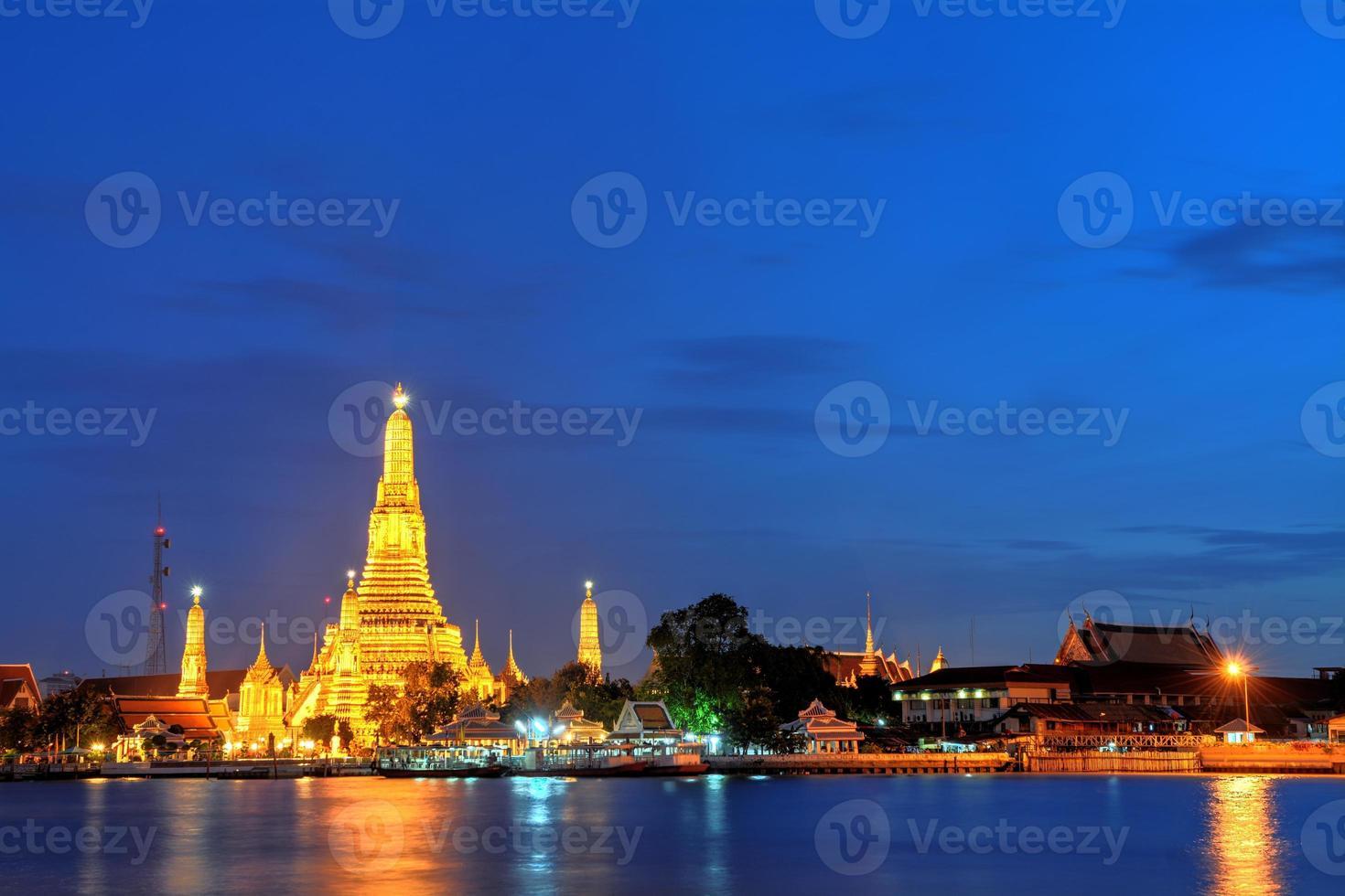 wat arun i Thailand bangkok foto