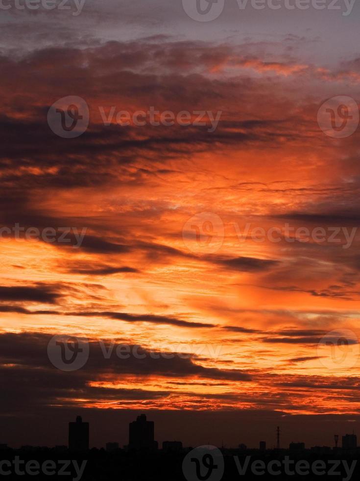 solnedgång 2 foto