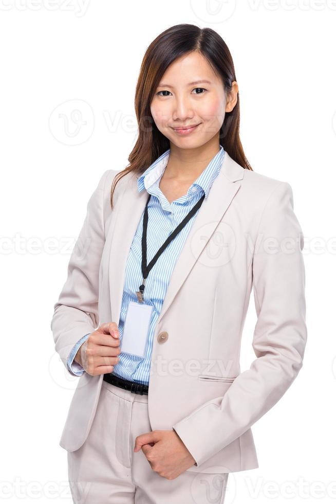 asiatisk kvinnlig porträtt foto