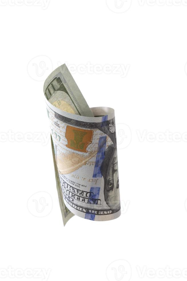 fallande pengar foto