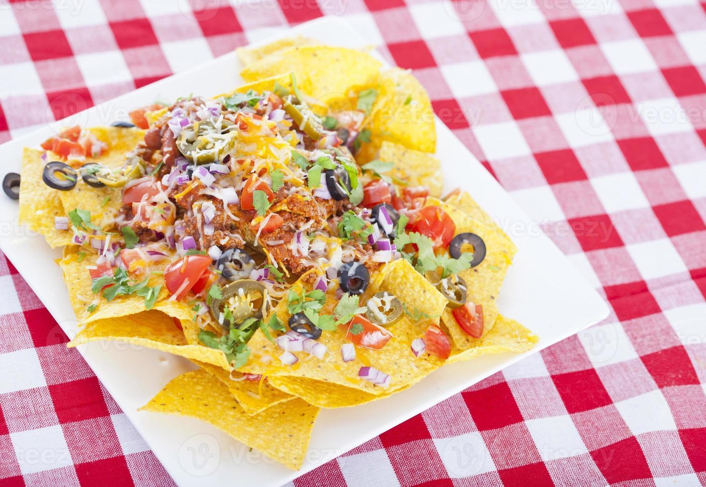 ostiga nachos foto