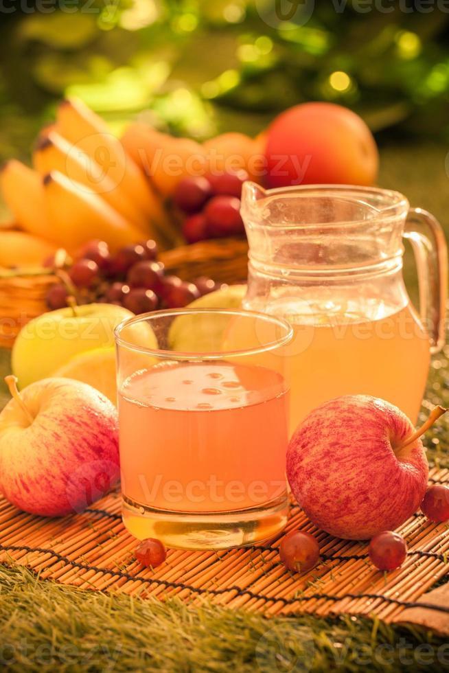 tropiska juice foto