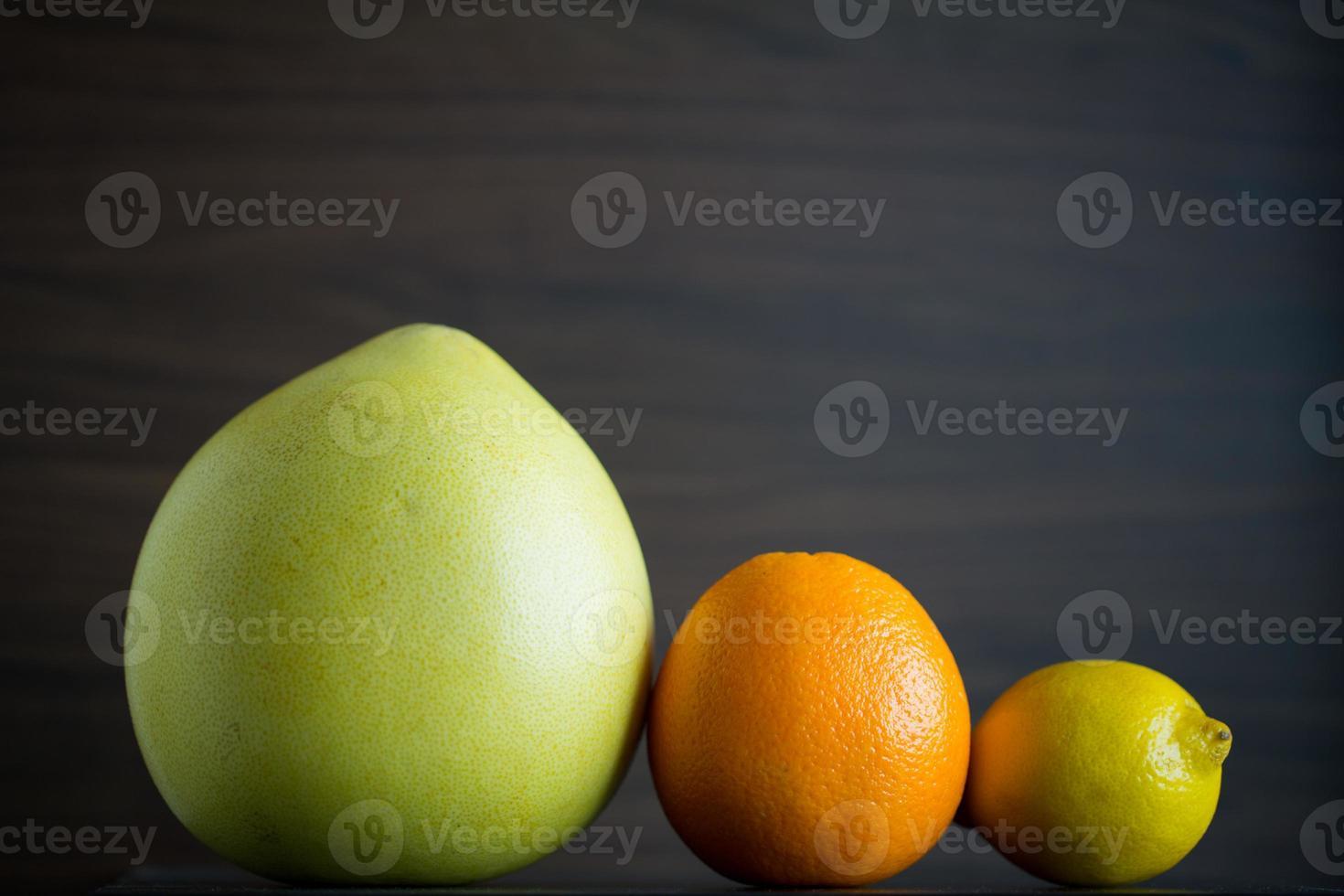 blandning av citrus foto
