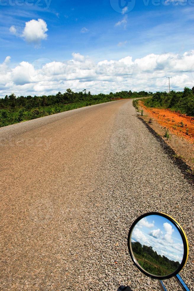 vägen till sky2 foto