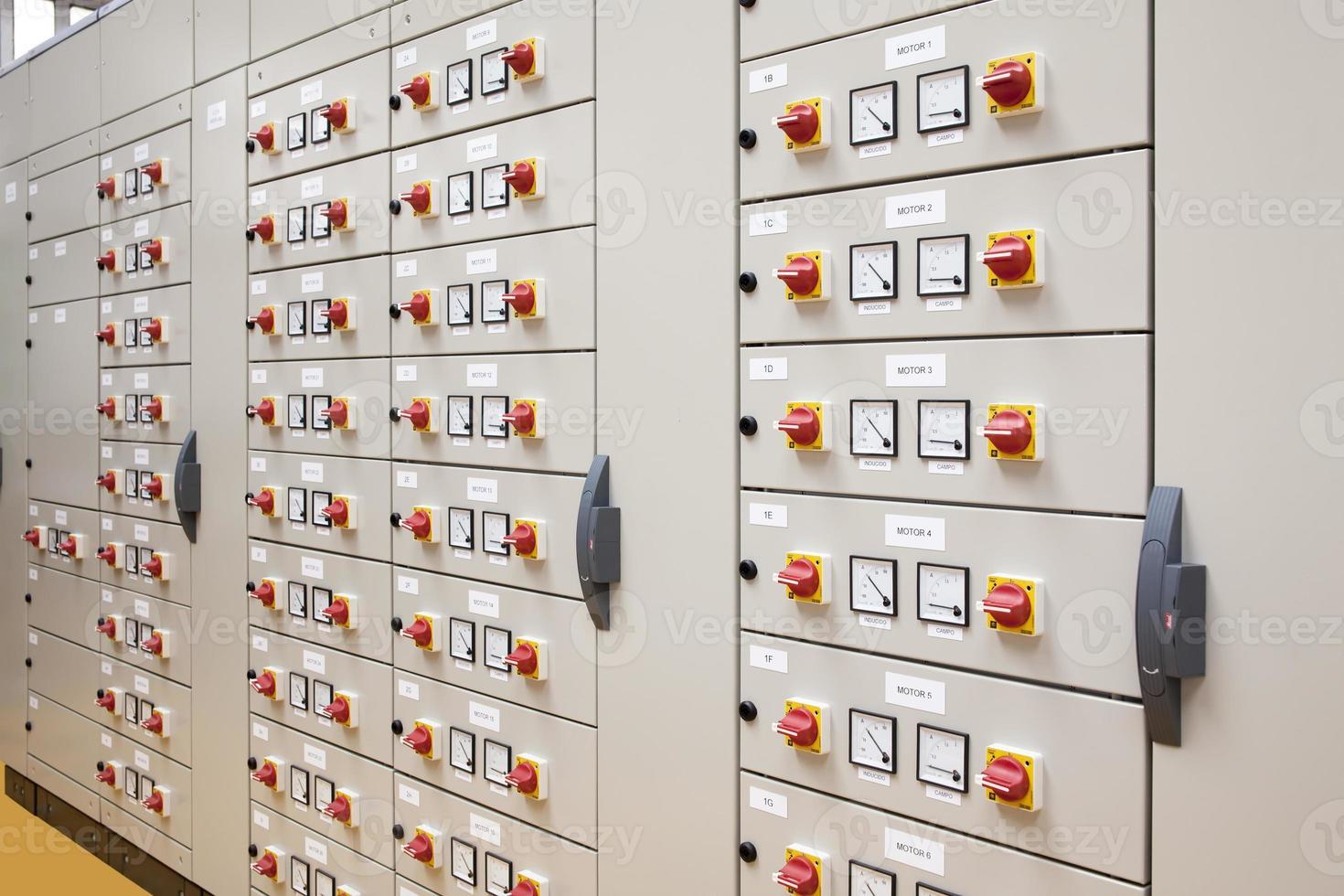 elektrisk panel foto